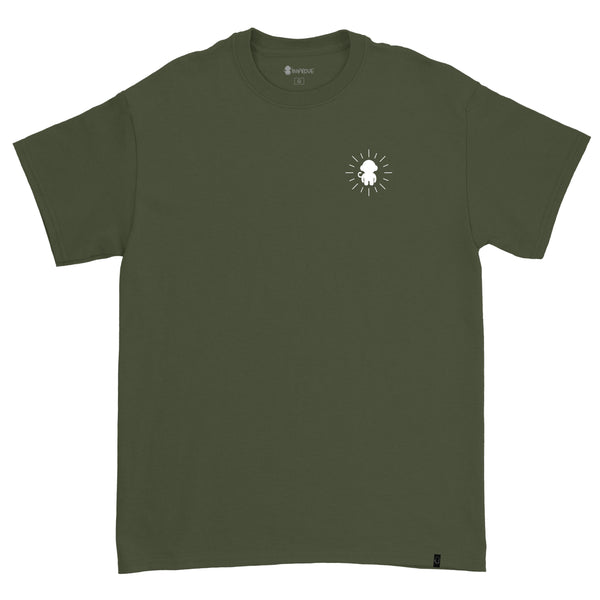 Loading T-shirt Military Green