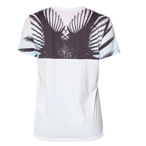 TShirt Neutral Flowers Sublimated