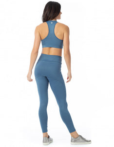 Legging Fuseau With Blue Butt Cover Galaxy