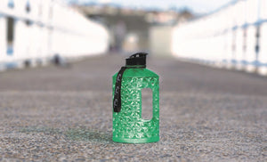 REAL ACTIVE MINI BOTTLE - EMERALD GREEN