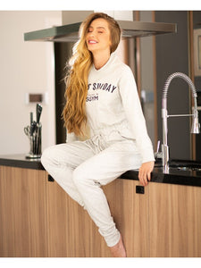 Jumpsuit Let's Gym Fleece Light Blend