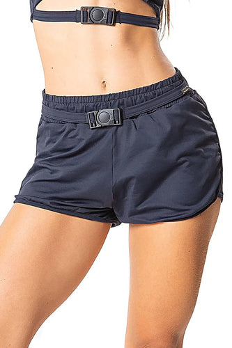 Short Fitness Smart Black - Caju Brasil