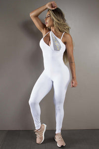 Jumpsuit Rap 80s - WaveFit Activewear