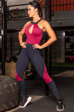 Load image into Gallery viewer, Jumpsuit Woman Power Command - WaveFit Activewear