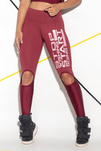 Load image into Gallery viewer, Legging Score Athletic - WaveFit Activewear