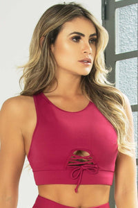 Top Edn Fitness with Bollard - WaveFit Activewear