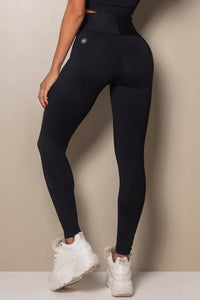 Legging 2020 Fitness with Laser Cutout - WaveFit Activewear