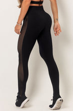 Load image into Gallery viewer, Leggings CFD Fitness Seamless Black - WaveFit Activewear