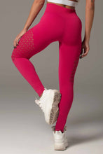 Load image into Gallery viewer, Legging Attitude Fitness Seamless Pink