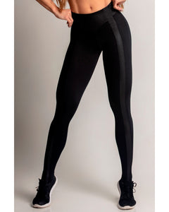 Legging Black Dream Fitness with Cirre