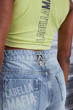 Load image into Gallery viewer, Denim Shorts Blue - LaBellaMafia