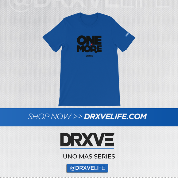 ONE MORE - DRXVE Short-Sleeve Unisex T-Shirt