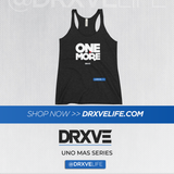 ONE MORE - DRXVE Women's Racerback Tank