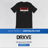 NO BULLSH!T **UNEDITED** - DRXVE Limited Edition T-Shirt