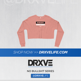 NO BULL$#!? - DRXVE Crop Sweatshirt