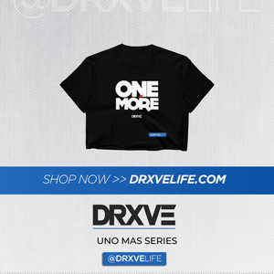 ONE MORE - DRXVE Women's Crop Top