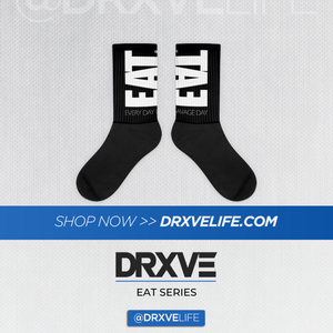 EAT BEAST Session Socks by @DRXVELIFE