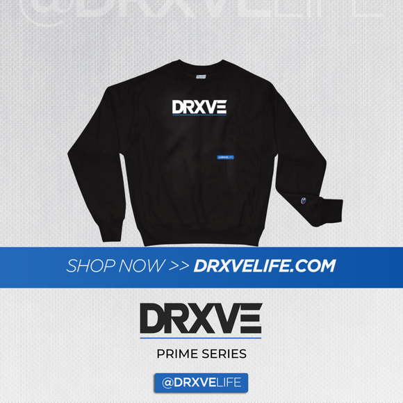 DRXVE CHAMP SWEAT - Premium Champion Sweatshirt