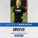 WORTH THE WORK - DRXVE Unisex Workout Shirt