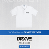 DRXVE COACH - Men's Premium Polo Shirt (Black or White)