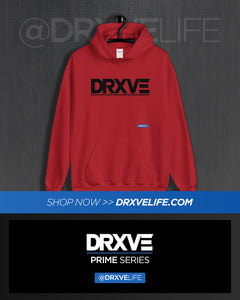 DRXVE PRIME BLACK LABEL STEALTH - Exclusive Hoodie