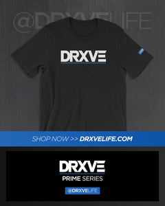 DRXVE PRIME META CLASSIC - Cotton Unisex Shirt (Multiple Colors Avail)