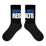 RESPOND with RESULTS Session Socks by @DRXVELIFE