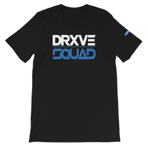 DRXVE SQUAD v2 FRONT - Unisex Workout Shirt (Multiple Colors)