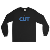 DRXVE CUT- Long Sleeve Unisex T-Shirt