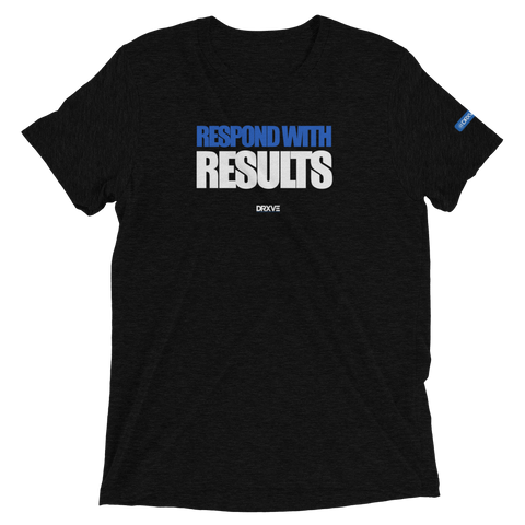 RESULTS! - DRXVE META SPORT Triblend Workout Shirt