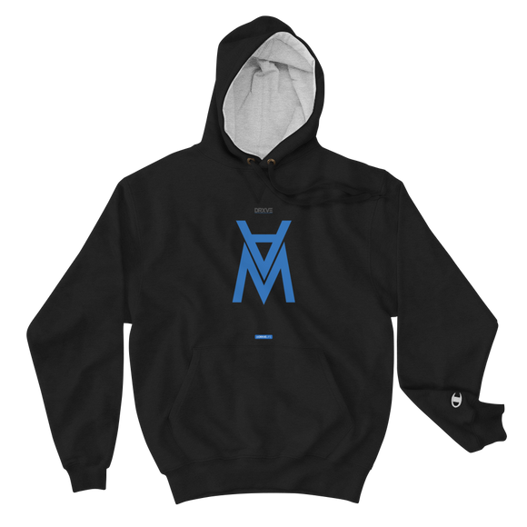 DRXVE MACHINE CHAMP - Premium Champion Hoodie (Black or Grey)