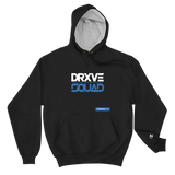 DRXVE SQUAD CHAMP v1 - Premium Champion Hoodie (Black or Grey)