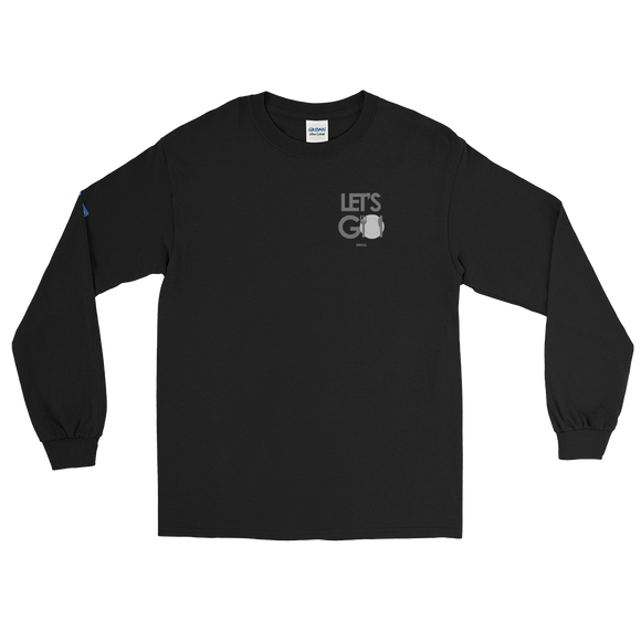 DRXVE SQUAD v1 BACK - Long Sleeve Workout Shirt