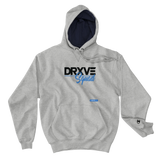 DRXVE SQUAD CHAMP v2 - Premium Champion Hoodie (Grey or Black)