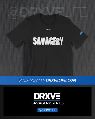 SAVAGERY META CLASSIC - Cotton Unisex T-Shirt (Multiple Colors)