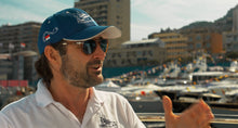 Load image into Gallery viewer, My Yacht® Group  - Monaco / USA Grand Prix Cap - Royal Blue / White