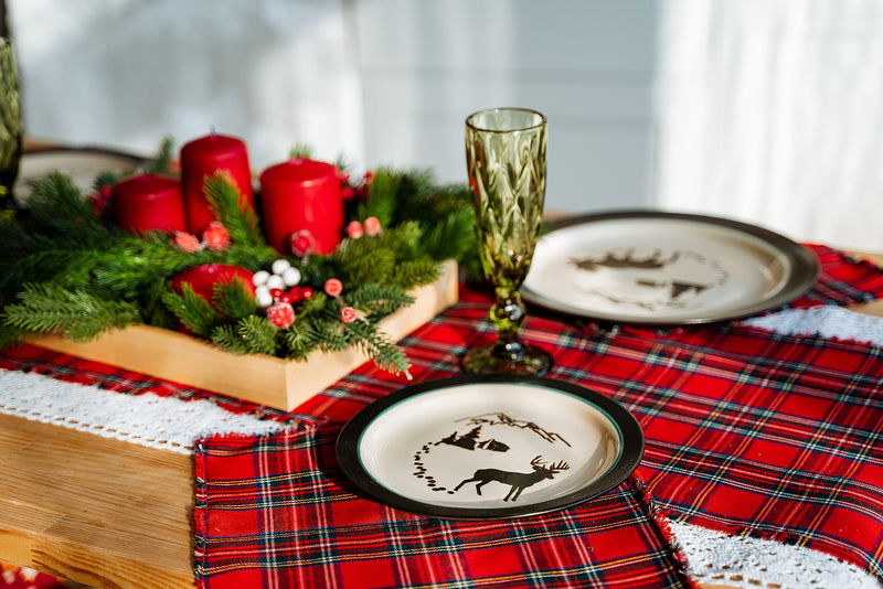 4 Things to Sew for Your Holiday Table