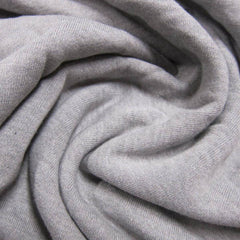 Charcoal Bamboo Fleece - 340 GSM