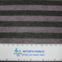 Purple and Gray Bamboo/Spandex Jersey