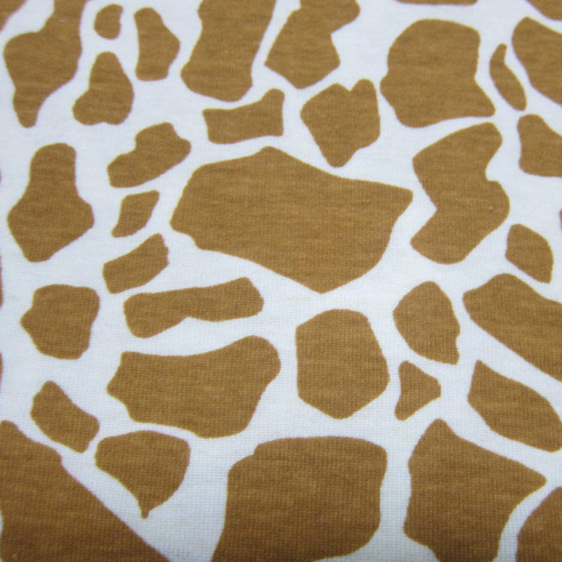 Giraffe Cotton Rib