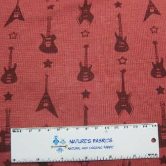 Guitars on Cotton Thermal