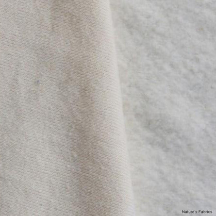 Bamboo Hemp Fleece - 280 GSM, $8.98/yd - Rolls