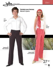 Jalie Pattern 2561 Women's Stretch Pants