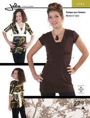 Jalie Pattern 2793 Empire-Waist Tunic