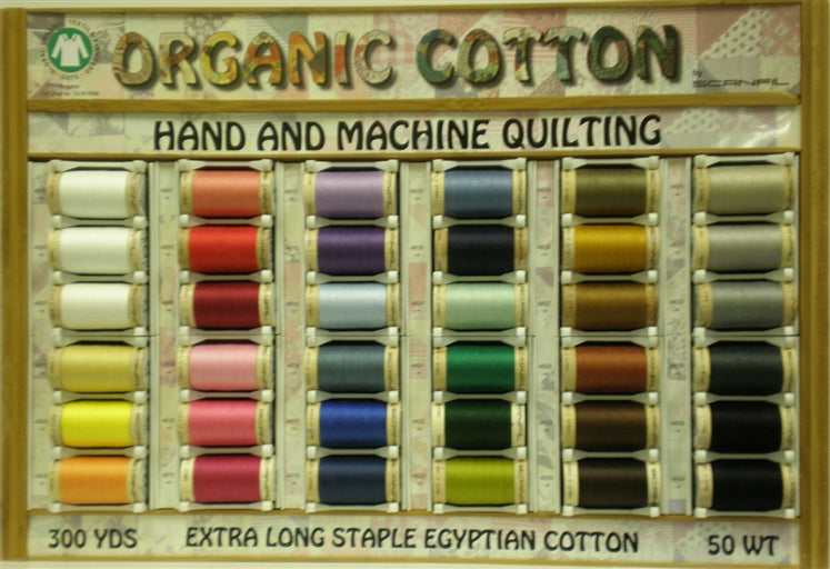 Organic Cotton Thread