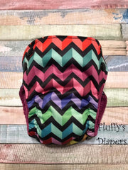 3D Chevron 1 mil PUL - Made in the USA