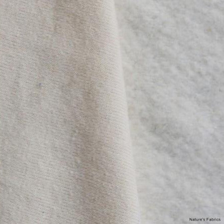 Bamboo Hemp Fleece - 280 GSM, $10.98/yd, 15 Yards