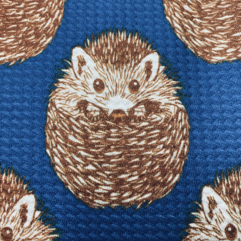 Over the Hedgehog on Bullet Knit