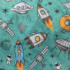 Lost in Space on Bullet Knit