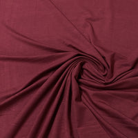 Red Wine Bamboo/Spandex Jersey - Nature's Fabrics